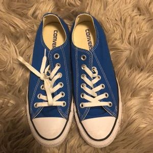 Blue Converse✨✨